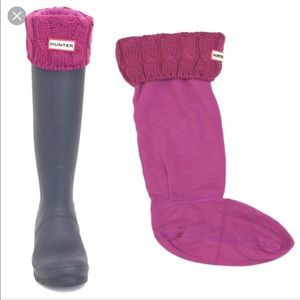 LIKE NEW HUNTER Tall Boot Socks